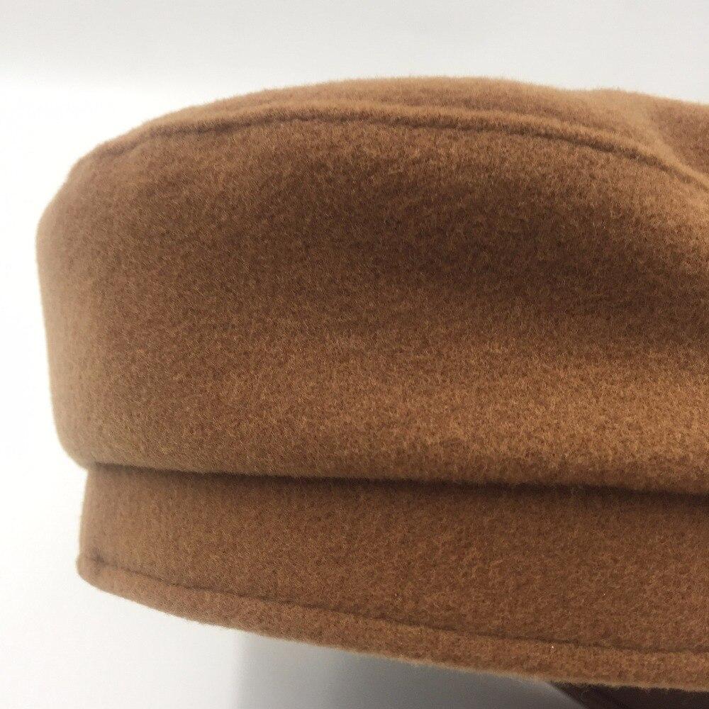 2018 boina estilo Britânico Nova moda pai-filho chapéu de sol da ... f2a8614f861