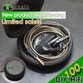 De alta fidelidad de la Música DIY Auricular (Bass Tuned)/3.5mm En La Oreja Los Auriculares Con El Paquete