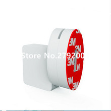 100pcs/lot Wall Mount Security Mobile Phone anti-theft Display Pull Box Holder recoiler