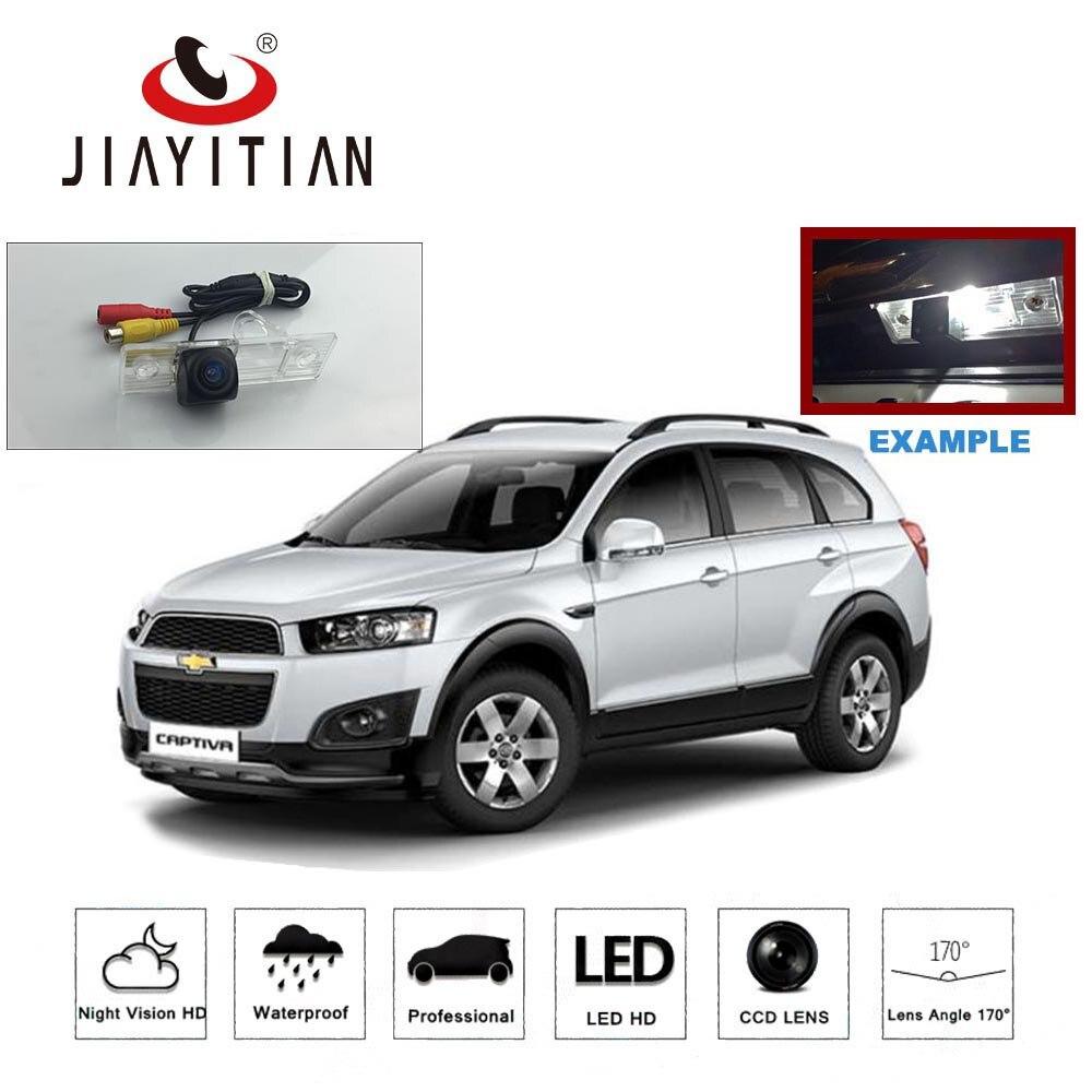 JIAYTIAN Rear Camera For Chevrolet Captiva FISH EYE camera Super HD Night Vision Backup camera