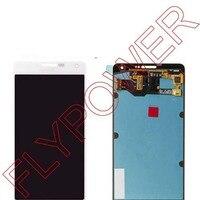 Для Samsung для Galaxy A7 A7000 ЖК дисплей Экран дисплей с сенсорным преобразователь в сборке Бесплатная доставка