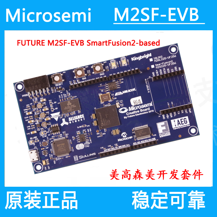 FUTURE M2 SF-EVB Microsoft Smart Fusion 2 SoC FPGA M2 S025 Development Board