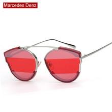 90cd14617 2019 Cat Eye Stylish Sunglasses Fashion Retro Travel Men Brand Designer  Fashion Red Blue 2019 New