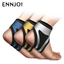 3 Colors Left Right Ankle Safety Ankle Support Gym Running Protection Accessory Ankle Brace Band Guard Sport Foot Bandage