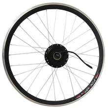36 В 250 Вт 350 Вт 500 Вт Электрический велосипед Мотор колесо с обода спицы сзади бесщеточный шестерни мотора hub 6/7 выбеге подходит V дисковый тормоз