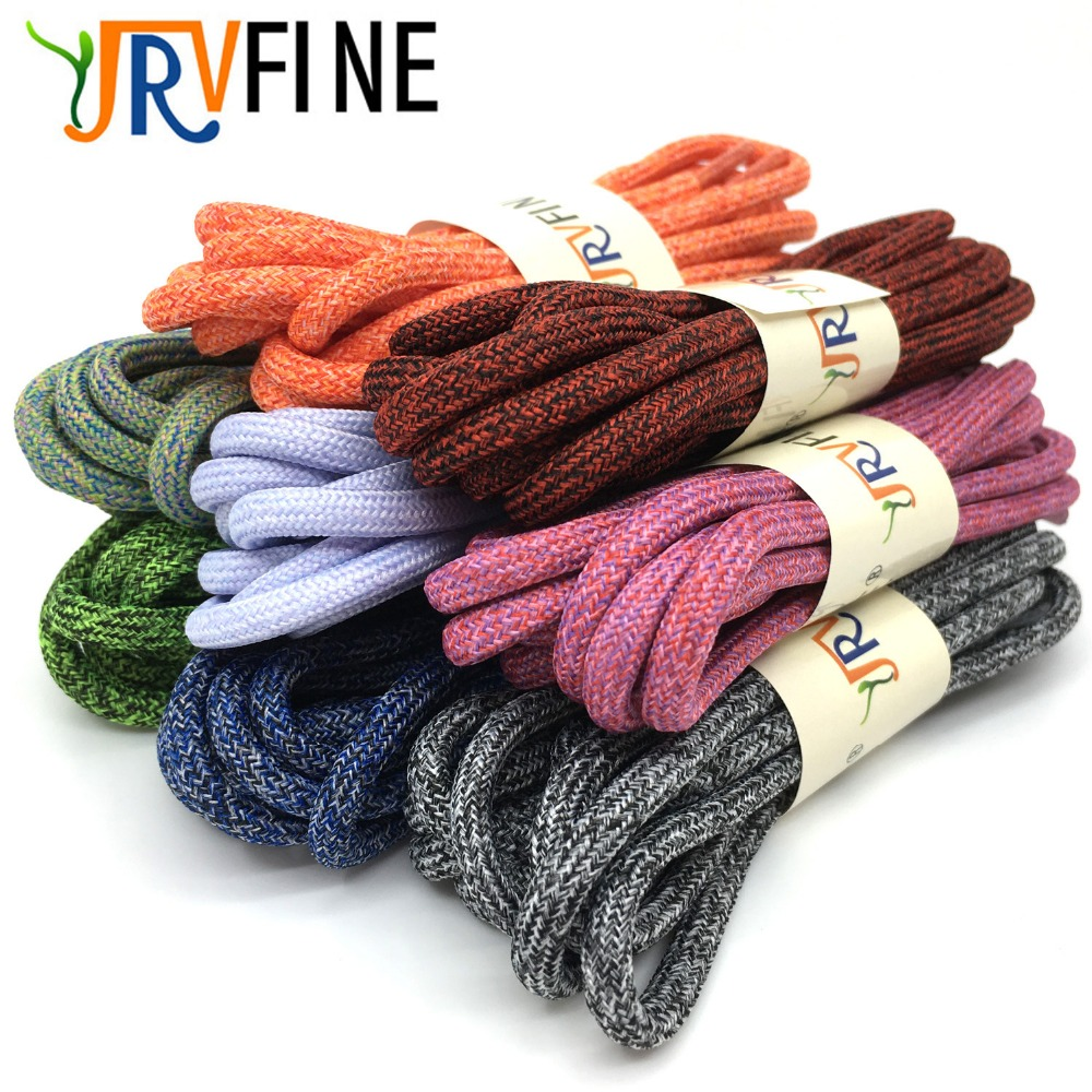 Round Shoelaces Shoestring YJRVFINE High Quality Extra Candy Camouflage Thick Athletic Shoe Laces for Fly Running Shoes[2 Pair] цена