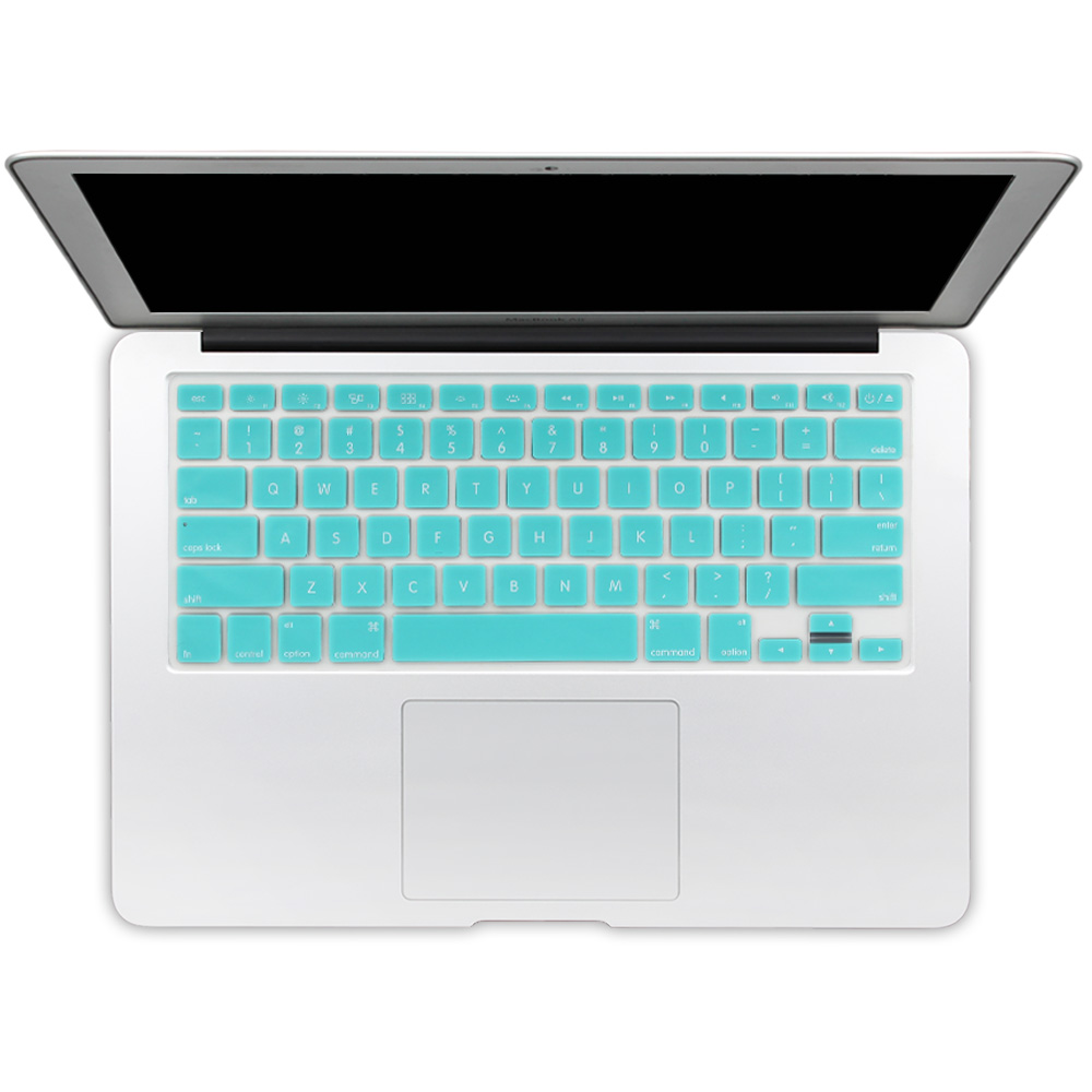 "US English Letters Silicone Keyboard Protector Cover For MacBook 13"" 15"" 17"" Pro Retina Air"