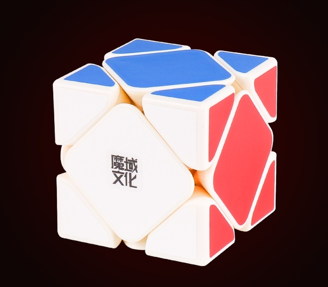 Moyu Aoyan M  Magnetic Magic Cube Puzzle Stickerless Cubo Magico Professional speed cube Educational Toys for ChildrenPuzzles & Games