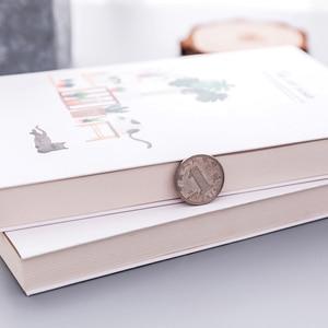 """Image 5 - """"القط النبات كراسة الرسم"""" حجم كبير الرسم المفكرة Kawaii لطيف دفتر يوميات دفتر القرطاسية هدية"""
