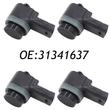 New SET (4) 31341344 PDC Parking Sensor Fits: Volvo/C30/C70/XC70/XC90/S60/S80/V70 OE# 30786968 31270911 31341637