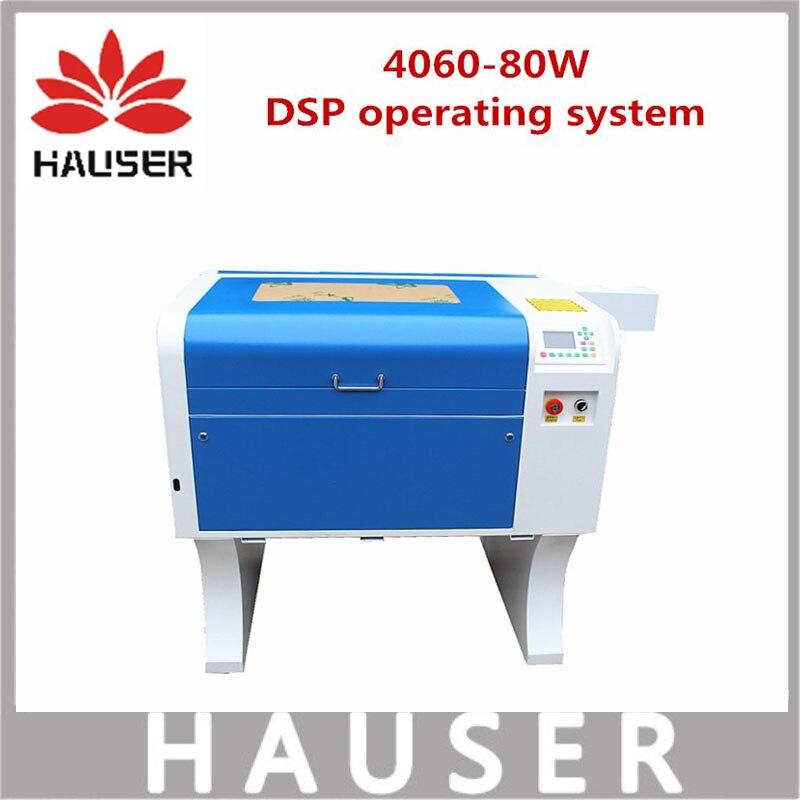 Бесплатная доставка дзг 80 Вт CO2 лазер ЧПУ 4060 лазерная гравировка машина лазерный резак маркировки машины мини лазерного гравера ЧПУ DIY