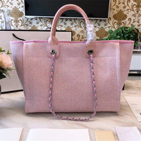 New Luxury Handbags Women Bags Designer Brand Famous Canvas Female Shopper Shoulder Bags Large Capacity Messenger