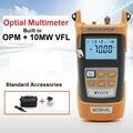 Todos-Fibra óptica power meter-70 a + 10dBm IN-ONE e 10 mw 10 km De Fibra Óptica Cabo testador Localizador Visual de Falhas