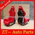 Whloesale: FIA Aproval Red Bride Lowmax Fiberglass Adjustable Car Racing Seats/Auto Raing Seats