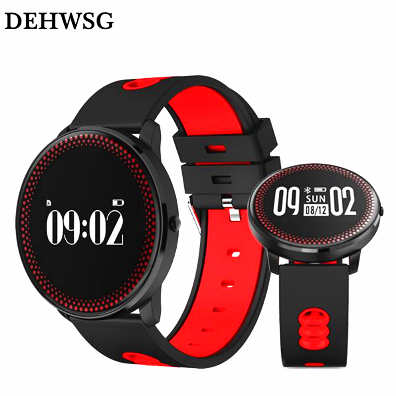 DEHWSG CF007 Smart Bracelet Heart Rate Blood Pressure Monitor smartband Weather forecast reminder Stop Watch PK Fitbits Xiaomi 2