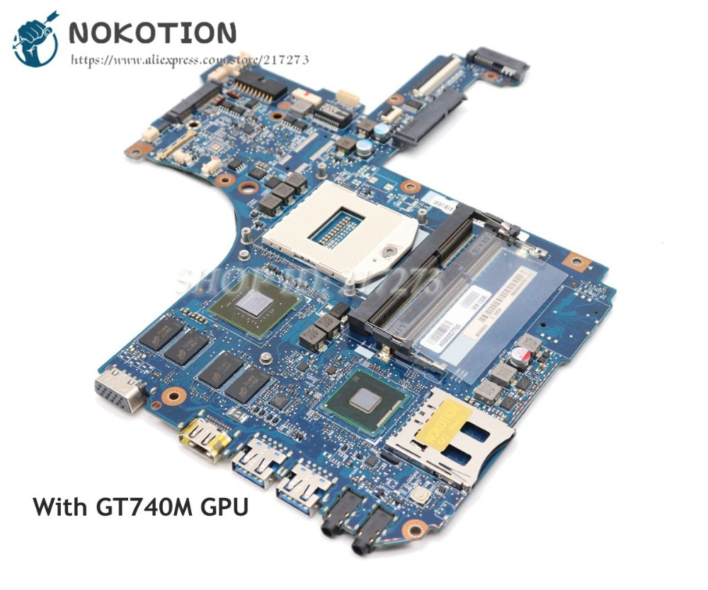 Nokotion H000067770 Motherboard For Toshiba Satellite P55 S50 S50t Original New Integrated Circuit O 5200 1 Of See More Vgsg Mb H000067900 Laptop P50t A L50 L55 Main