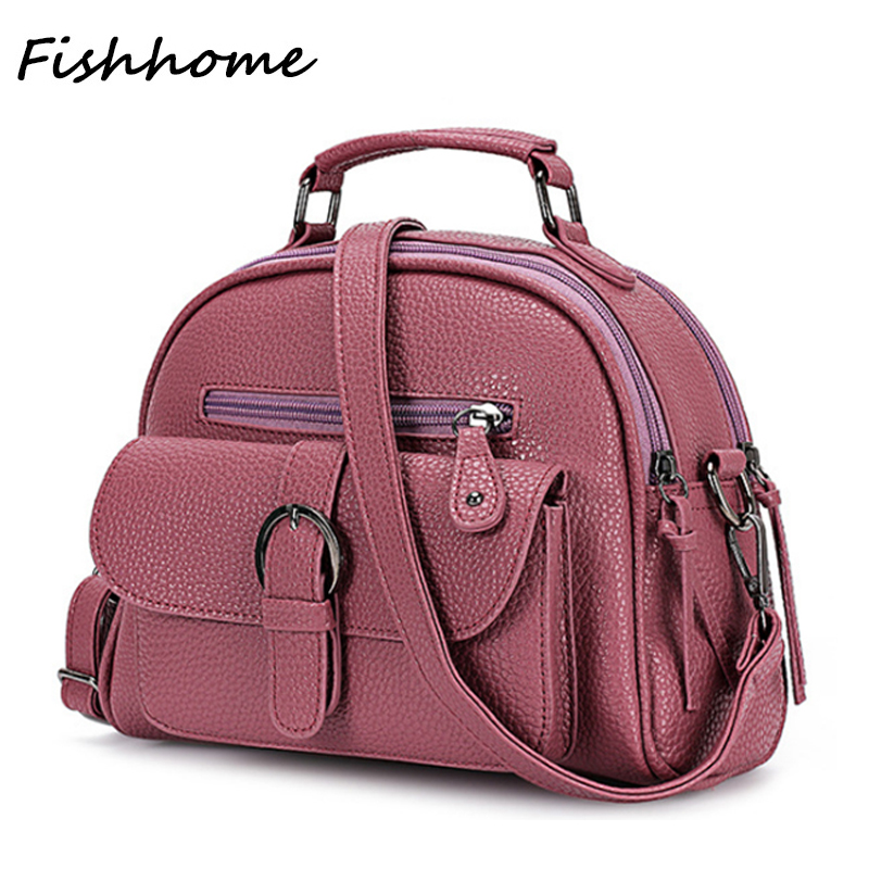 2017 New Women Tote Bags Famous Designer Brand Small Handbag Women Messenger Bag Ladies Shell crossbody bolsa feminina LST101