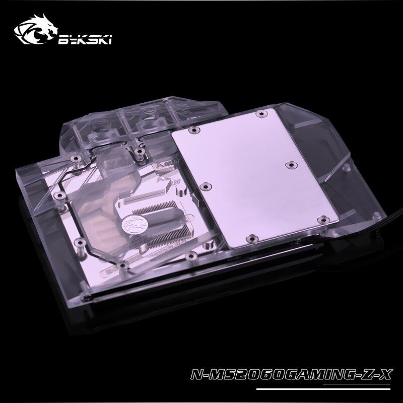 MSI GeForce RTX 2060 Gaming Z 6G, 6GB GDDR6 water block (7)