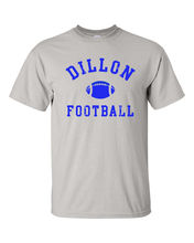 8e01b0e92 Gildan DILLON Footballer PANTHERS Friday Night Lights TV Show Men s Tee  Shirt(China)