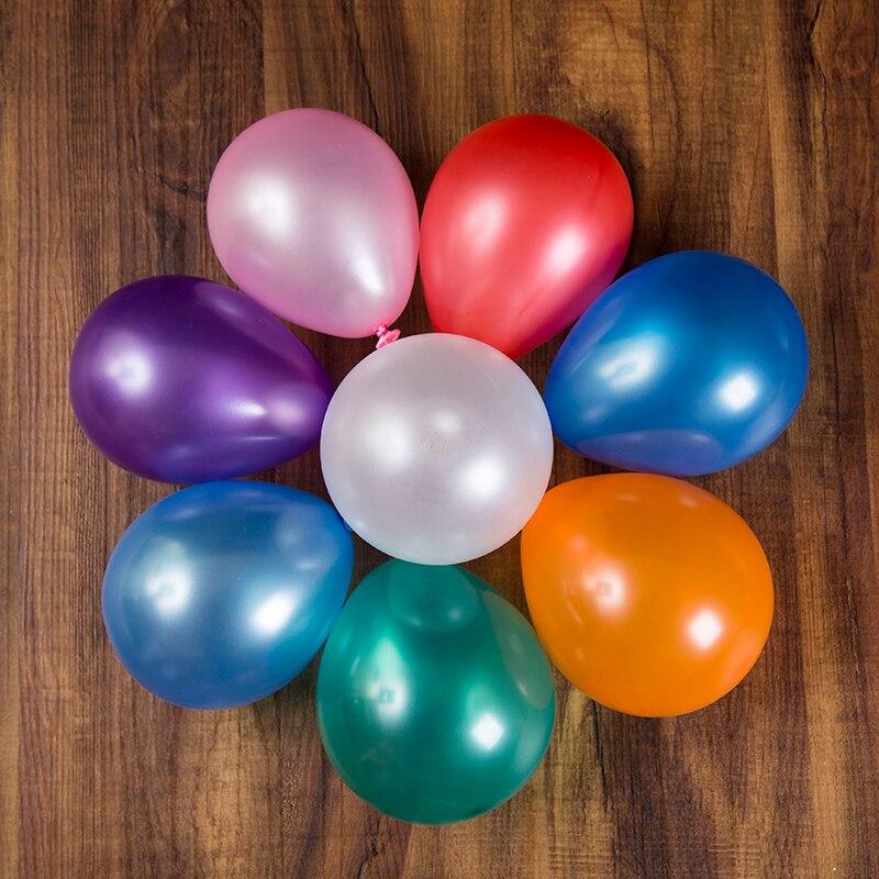 Baby Children Decorate Birthday Balloon Pearl Marriage Room Wedding Supplies oth