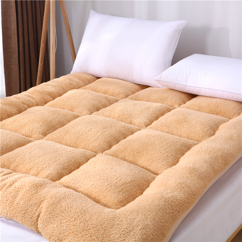 Keep warm mattress thick tatami cushion 5-10cm thickness mat pad bed mattress Single double size