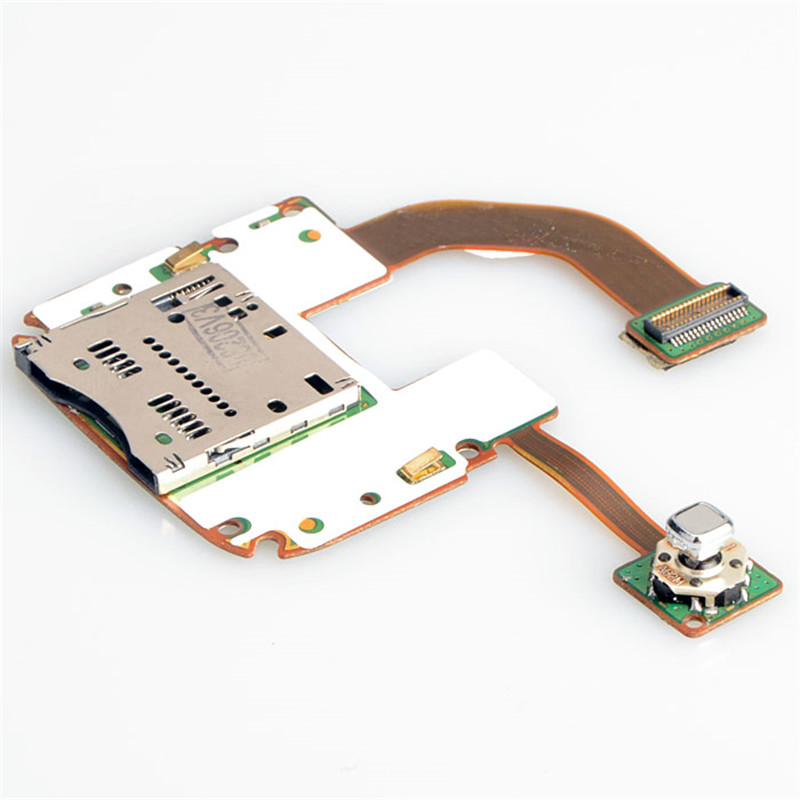 New Mobile Phone Flex Cables Replacement Keypad Keyboard Joystick Membrane Flex Cable For Nokia N73 D0324 P0.16