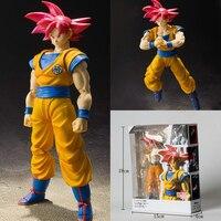 S.H.Figuarts Dragon Ball Z Super Saiyan 3 black Goku Zamasu PVC Action Figure Collectible Model Toy with Retail Box