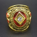 New Fashion Gold Plated Vintage 1934 St Louis Cardinals baseball championship ring size 11 US fan collectable high quality
