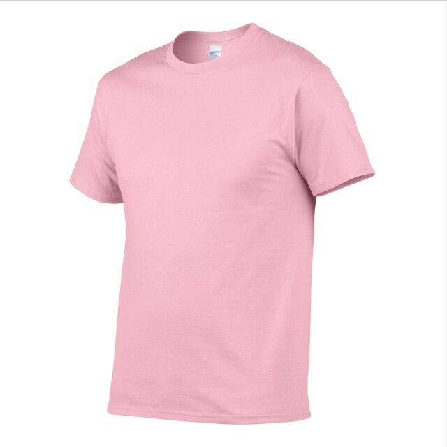HIPFANDI nuevo color 100% algodón camiseta hombre negro blanco camisetas  2018 verano Skateboard Tee chico 7218a975c28