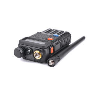 Image 2 - 4Pcs Baofeng UV 5Rเครื่องส่งรับวิทยุProfessional 5W UV 5RวิทยุComunicador UV5R Ham HFวิทยุสถานี