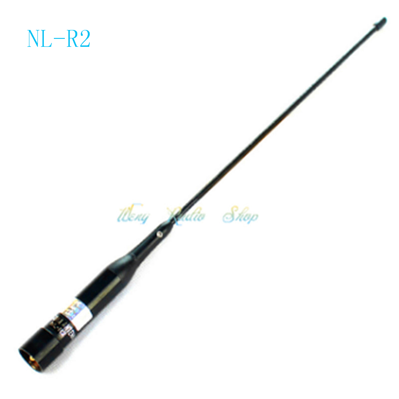 Buy walkie talkie car antenna NL R2 Dual Band 144 430Mhz