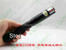 high powered blue laser pointer 3000000mw 100w 450nm burning match/dry wood/candle/black/burn cigarettes+5 caps+charger+gift box