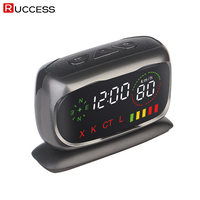 Ruccess S800 Car Radar Detector For Russia GPS Speed Anti Radar X K CT L LED