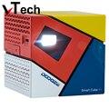 DOOGEE P1 DLP Cubo Inteligente Andriod 4.4 Wifi 1 GB RAM 8 GB ROM 1080 P Portable HD LED Proyector de Cine En Casa Beamer