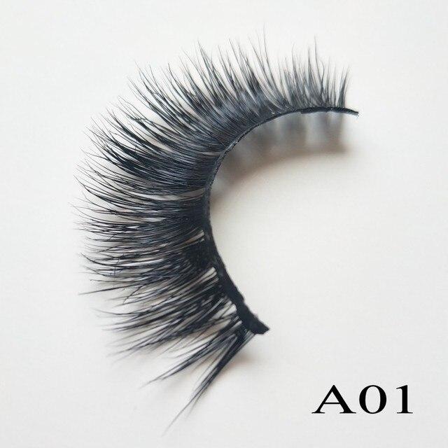 5409ba1b3a5 False Eyelashes 3D Mink Lashes Vendors Full Strip Lash Extension Makeup  Factory Aliexpress Best Sell UPS Free Shipping 500Pairs