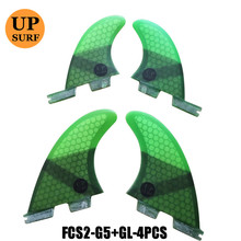 fcs2 g5/gl quad 4 fins sets surfboard fins stand up fcs 2 water sports fcs ii fins quilla surf stand up paddle fin stand up антона борисова