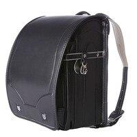 Популярный студенческий Рюкзак PU ортопедические школьные рюкзаки сумка Детский рюкзак для мальчиков и девочек Япония рандосеру малыш Твер
