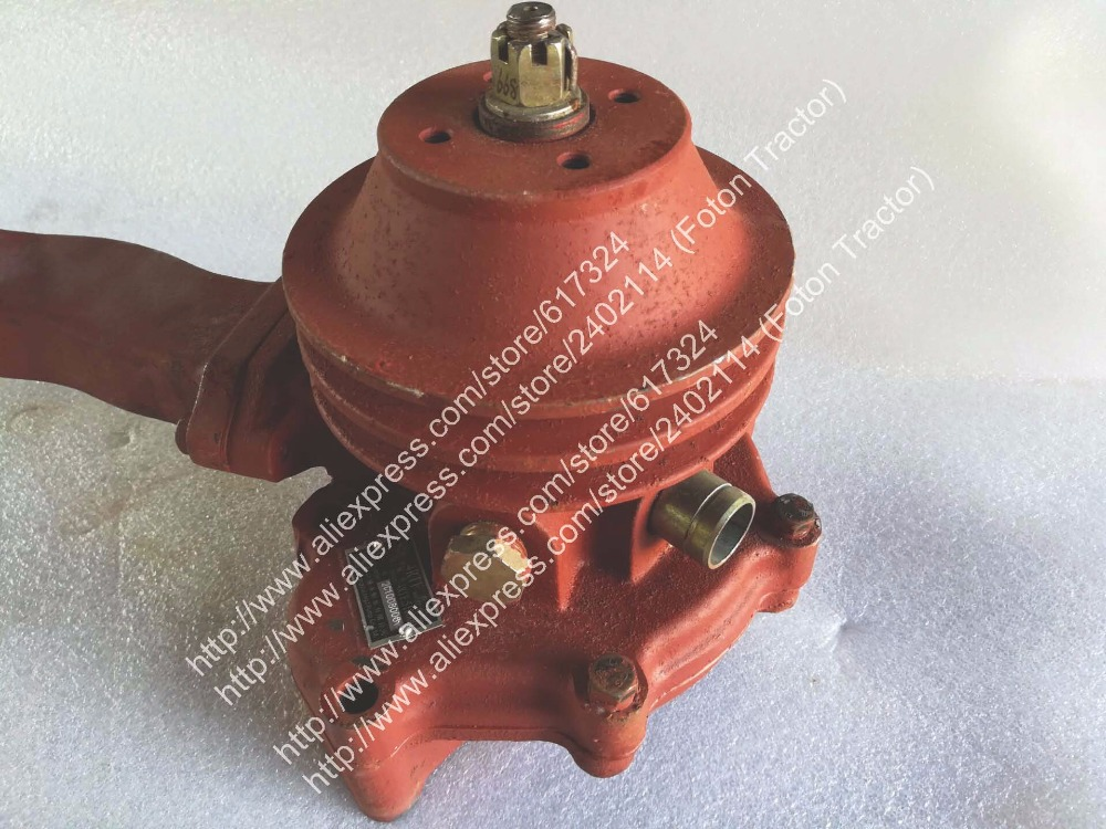 China YITUO the water pump with part number: 4RTF.51000 yanmar parts the water pump thermostat type with reference 4tne88