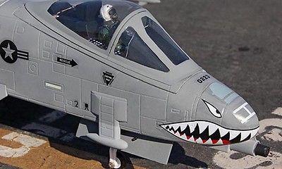 Scale Sky Flight LX Twin 70MM EDF RC 1.4M A10 Warthog PNP/ARF Aerobatic RC Plane Model W/ Motor Servos ESC W/O Battery
