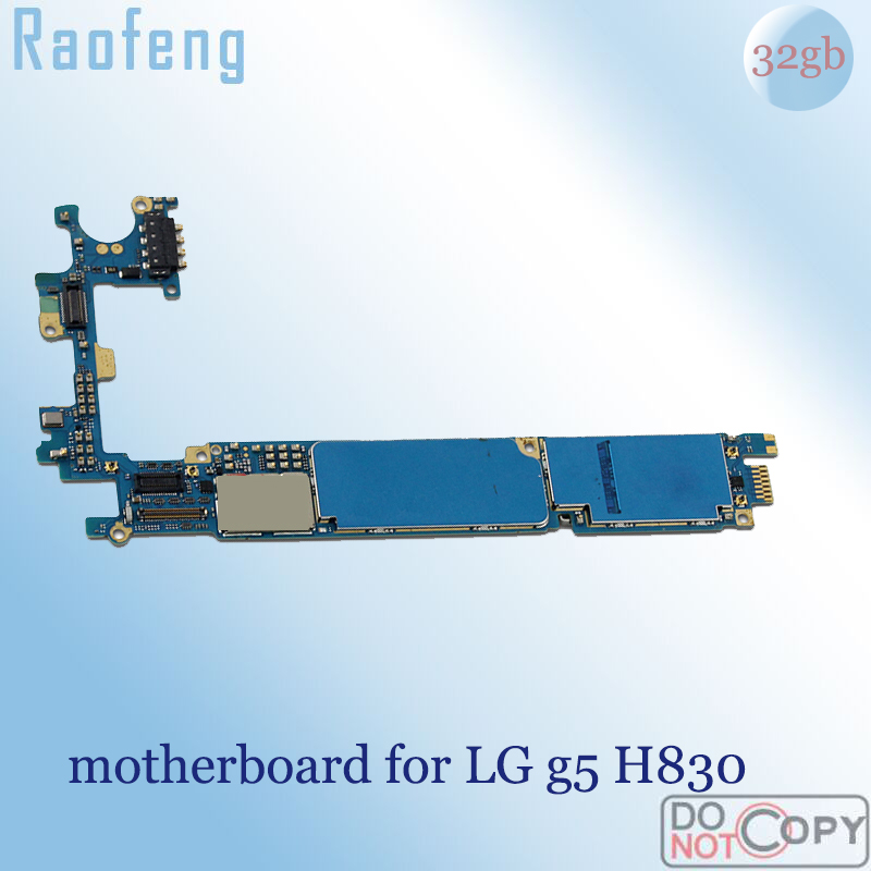 Raofeng for Lg G5 H830/Compliant/Android/.. with Chips Disassembled High-Quality 32GB title=