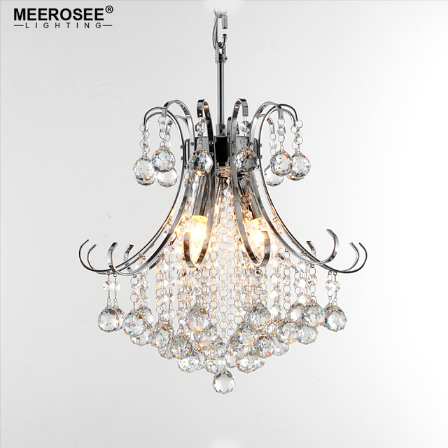 New Arrival Luxury Crystal Chandelier Lighting lamparas de techo colgante moderna For Living Room CocinaFree shipping