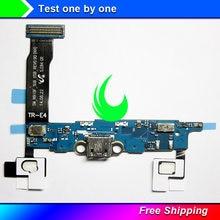 5 pçs/lote Note4 USB de Carregamento Porta Do Conector Dock Flex Substituição de Cabos Para Samsung Galaxy Note 4 N910F N910P N910T N910V n9100