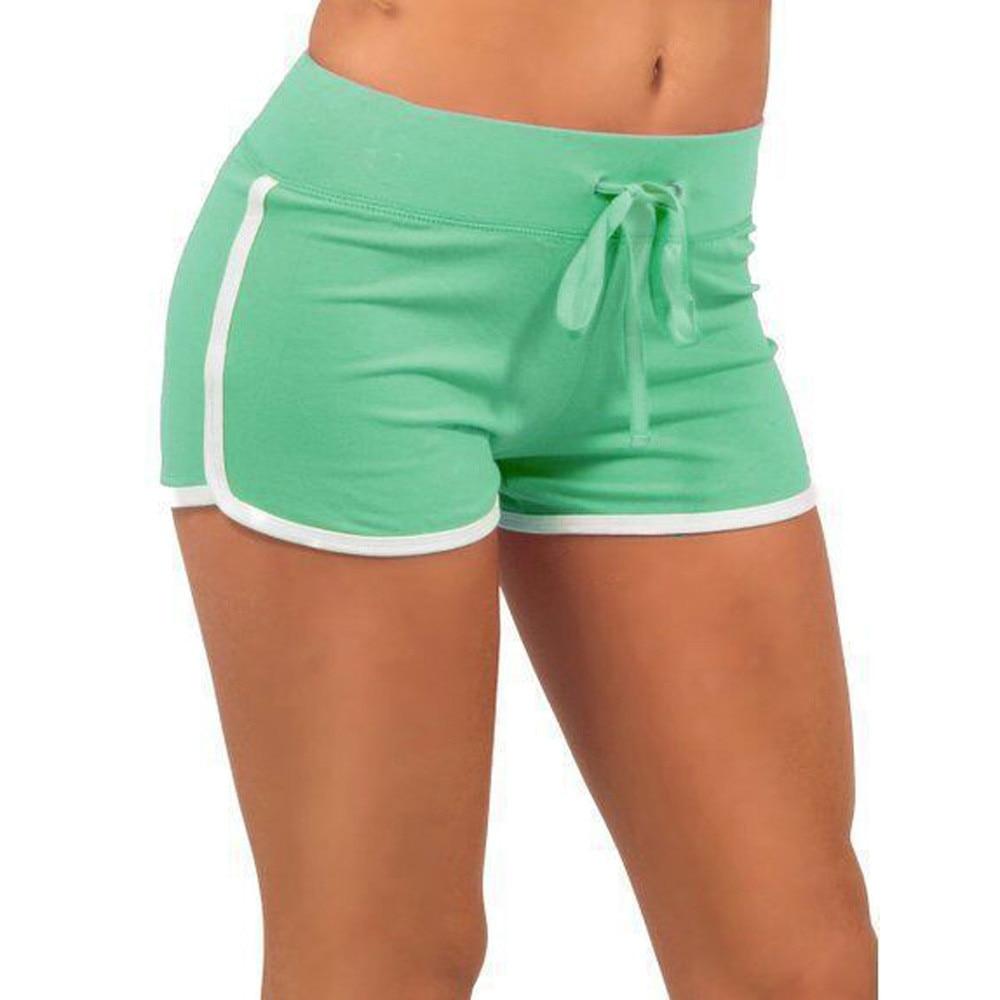 0f15aa4965d7e6 Najnowszy nowy projekt Sexy kobiety Yogo spodnie na lato damskie spodenki  sportowe Gym Workout talia Skinny elastyczne spodenki spodnie do jogi w  Najnowszy ...