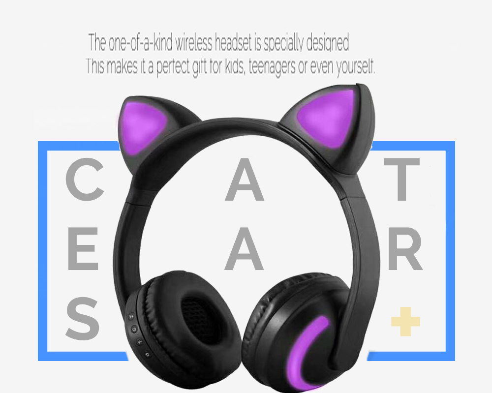 Cat earphone8