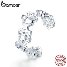 0b47db4cf1 Popular 925 Sterling Silver Paw Ring-Buy Cheap 925 Sterling Silver ...