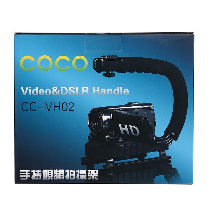 Form Blitz Halterung Halter Video Griff Handgriff für Canon Nikon - Kamera und Foto - Foto 6