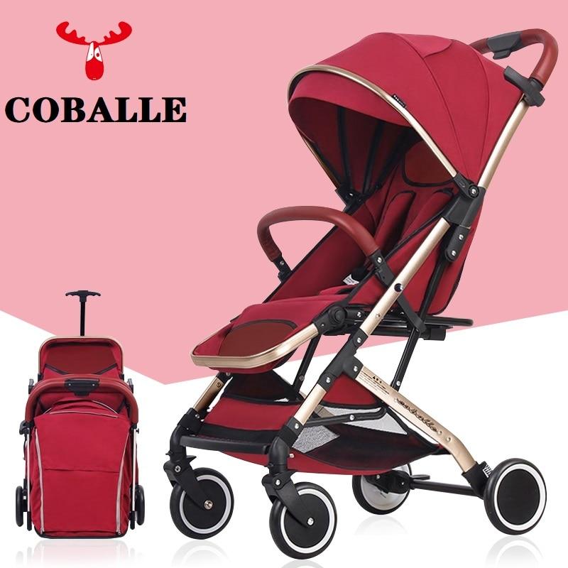 Carrinho De Criança Carrinho de bebê Do Carro Leve Portátil Viajar Carrinho De Bebê Crianças Carrinho de Bebé carrinho de bebê pode estar no avião EU RU NENHUM IMPOSTO