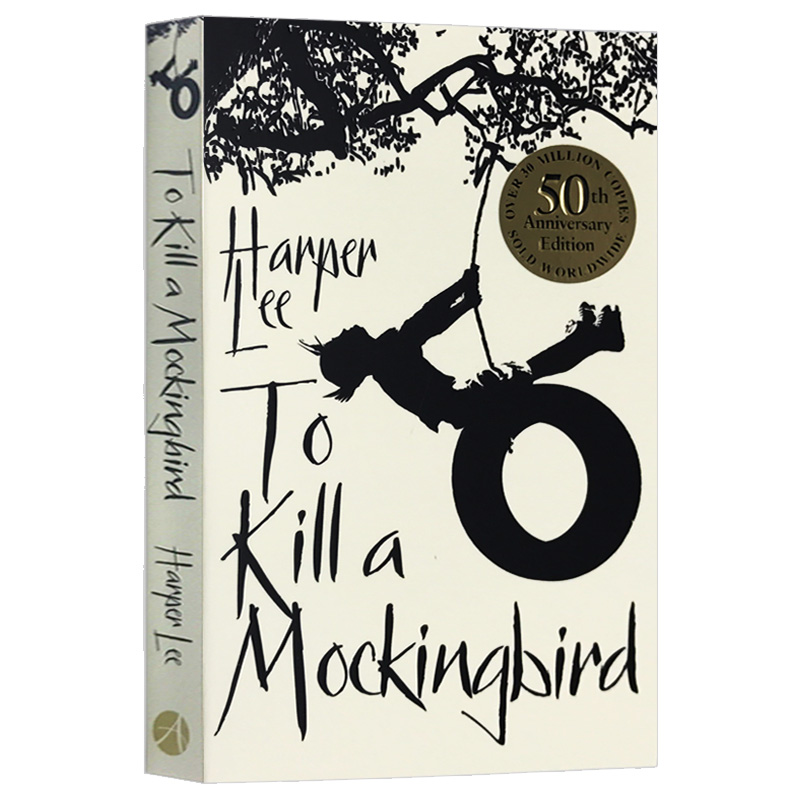 English Original Novel To Kill a Mockingbird Famous Novel Harper Lee Books image