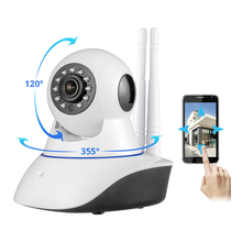 KERUI Wireless WiFi HD IP Camera WiFi GSM Home Intruder Burglar Alarm System Security 720P GSM Surveillance Device