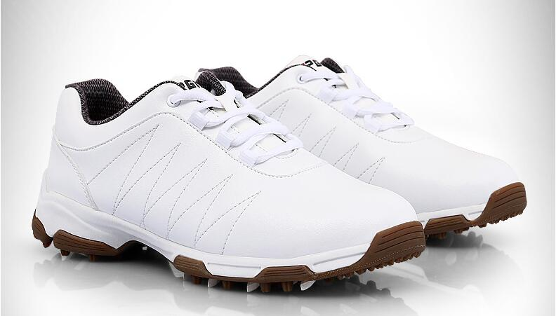 High quality!PGM patented design golf shoes women's shoes anti-side sliding shoes waterproof breathable,Free shipping